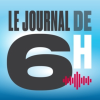 Logo of the podcast La 1ère - Le Journal de 6h