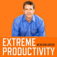 Logo of the podcast Extreme Productivity with Kevin Kruse