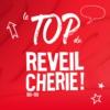 Logo of the podcast Le Top du Réveil Chérie