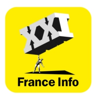 Logo du podcast France Info Revue XXI 13.07.2014