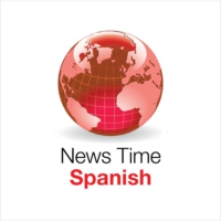 Logo of the podcast News Time Spanish – 21 June 2010