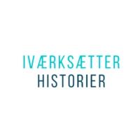 Logo of the podcast Iværksætterhistorier
