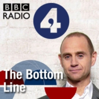 Logo du podcast BBC Radio 4 - The Bottom Line with Evan Davis