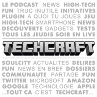 Logo du podcast TechCraft