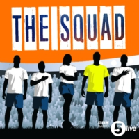 Logo of the podcast The Squad Football Pod