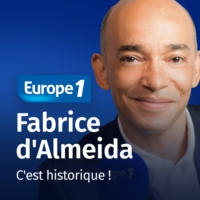 Logo of the podcast C'est historique - Fabrice d'Almeida