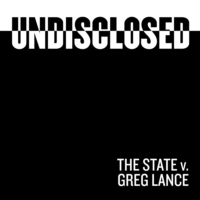 Logo of the podcast State v. Greg Lance – Episode 6 – A Wanted Man