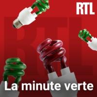 Logo of the podcast La minute verte