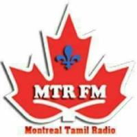 Logo du podcast MTR FM தாயக கலையகத்தில் ரவிமயூரனோடு