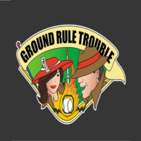 Logo du podcast Ground Rule Trouble: A Baseball Podcast