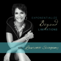 Logo of the podcast Exponentialize Beyond Limitations with Laurence Sevagamy