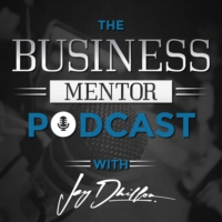 Logo of the podcast Business Mentor Podcast
