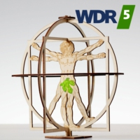 Logo of the podcast WDR 5 Leonardo - Ganze Sendung (06.07.2016)
