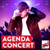 Logo of the podcast Agenda Concert NRJ