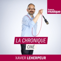 Logo of the podcast Chronique : en direct de Cannes du 18.05.16