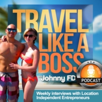 Logo of the podcast Travel Like a Boss Podcast