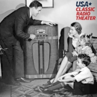 Logo of the podcast USA Classic Radio Theater