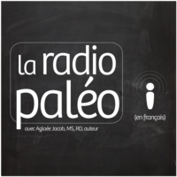Logo of the podcast #003 - Guillaume Lacerte mange paléo depuis plus de 5 ans!