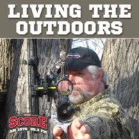 Logo of the podcast Living the Outdoors