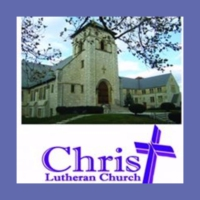 Logo of the podcast Christ Lutheran Church
