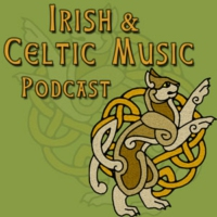 Logo of the podcast Irish and Celtic Music Podcast