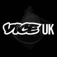 Logo of the podcast VICE UK