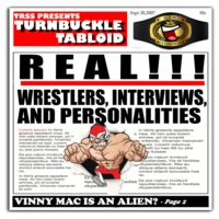 Logo of the podcast Turnbuckle Tabloid-Episode 28