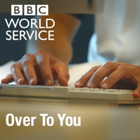 Logo of the podcast BBC Africa and its Teenage Audience