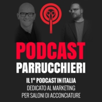 Logo of the podcast Podcast Parrucchieri