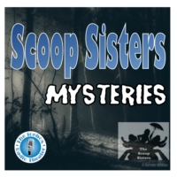 Logo of the podcast The Scoop Sisters Mysteries
