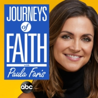 Logo of the podcast Journeys of Faith with Paula Faris
