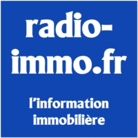 Logo of the podcast radio-immo.fr, l'information immobilière