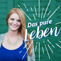 Logo of the podcast Das pure Leben.