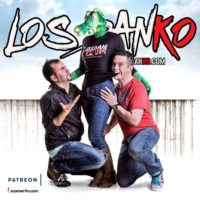 "Logo of the podcast LOS DANKO - El Incidente ""Salón del Manga 2018"" - Episodio exclusivo para mecenas"