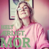 Logo of the podcast Helt Ærligt Mor