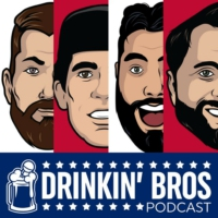 Logo of the podcast Drinkin' Bros