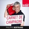 Logo du podcast France Inter - Carnet de campagne