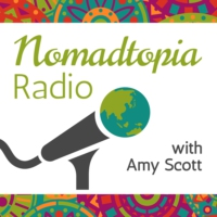 Logo of the podcast Nomadtopia Radio