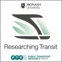 Logo of the podcast Researching Transit