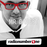 Logo du podcast Mr Gadget 21 marzo 25 marzo 2016