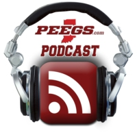 Logo of the podcast The Peegs Podcast Live at Sluggers in Wrigleyville with Joe Hillman