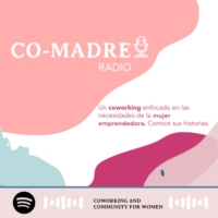 Logo of the podcast Redes sociales para emprendedores | Emprende bonito | Co-madre Coworking