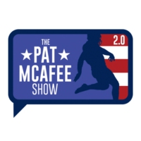 Logo of the podcast The Pat McAfee Show 2.0