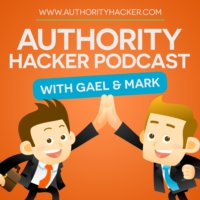 Logo of the podcast Authority Hacker Podcast