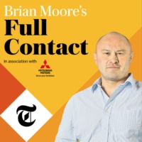 Logo of the podcast Brian Moore's Full Contact Rugby