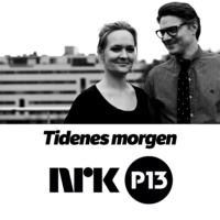 Logo du podcast 08.04.2015  Tidenes Morgen podcast