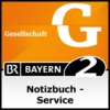 Logo of the podcast Notizbuch - Service - Bayern 2