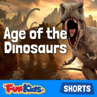 Logo of the podcast Age of the Dinosaurs