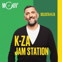 Logo du podcast LA K-ZA JAM STATION : Sean Paul, Charly Black, Konshens, Tarrus Riley...