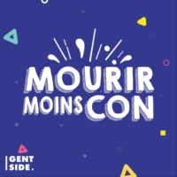 Logo of the podcast Mourir Moins Con